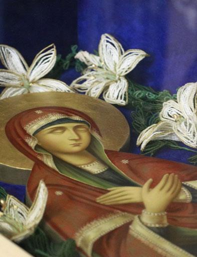 ИЕРУСАЛИМСКАЯ ПЛАЩАНИЦА БОЖИЕЙ МАТЕРИ