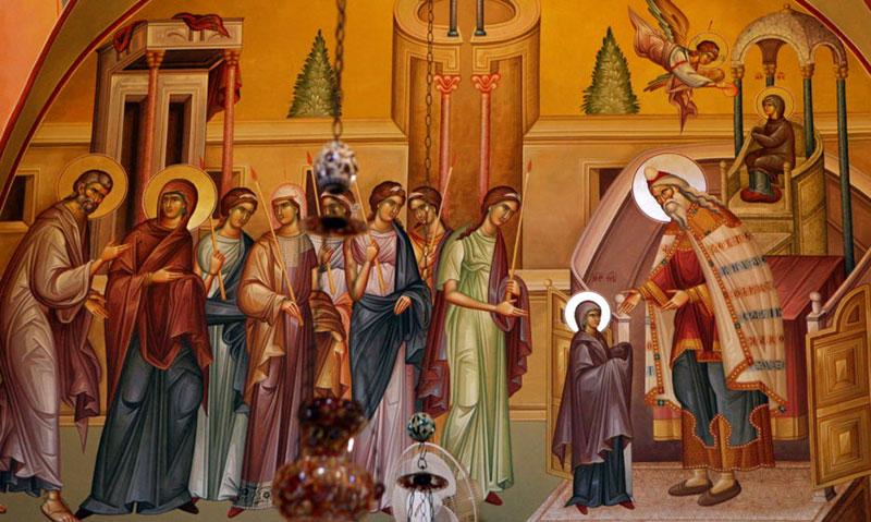Введение во Храм Пресвятой Богородицы. Уроки святости